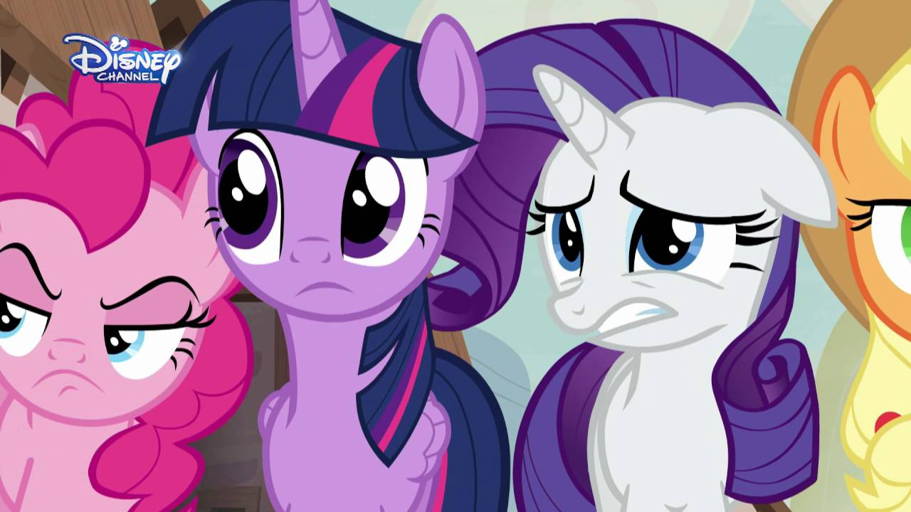Disney channel espa a my little pony es nuestro pueblo youtube for Little pony watches