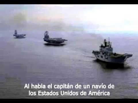 Cagada De La Marina Americana