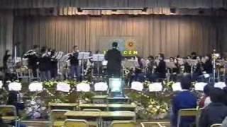 東華三院陳兆民中學管樂團30周年校慶演出(2/2)flute