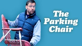 Pittsburgh Dad: Parking Chair