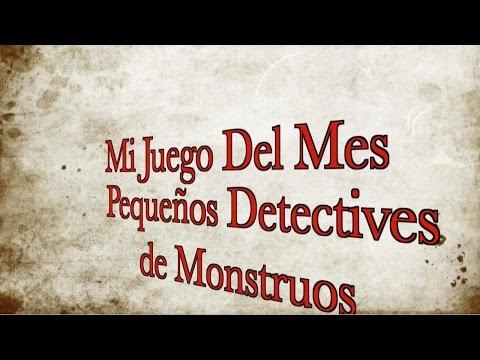 MJDM - Pequeños Detectives de Monstruos