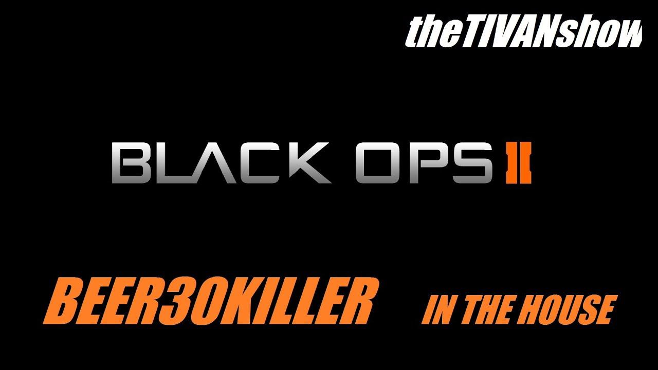 theTIVANshow : CALL OF DUTY - BO2 - CUSTOM GAMES - PS3 - LIVE