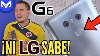 LG G6 TOP 10 FUNCIONES ESCONDIDAS