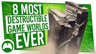 8 Most Destructible Game Worlds Ever On Xbox