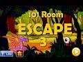 Classic Door Escape - 101 Room Escape 3 - Android GamePlay Walkthrough HD