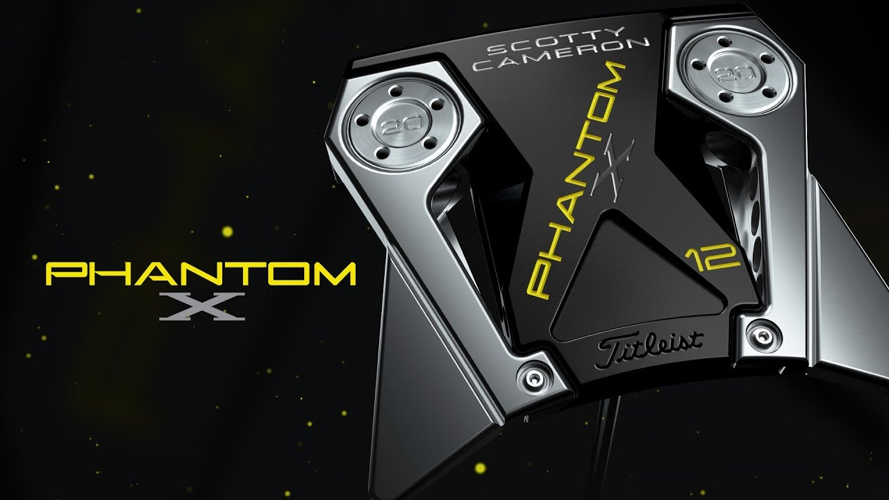 Phantom X | Scotty Cameron Putters