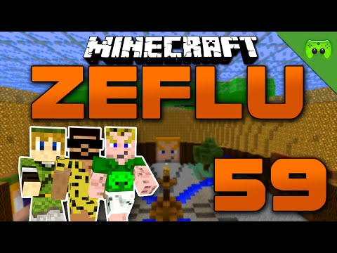 MINECRAFT Adventure Map # 59 - Zeflu «» Let's Play Minecraft Together | HD