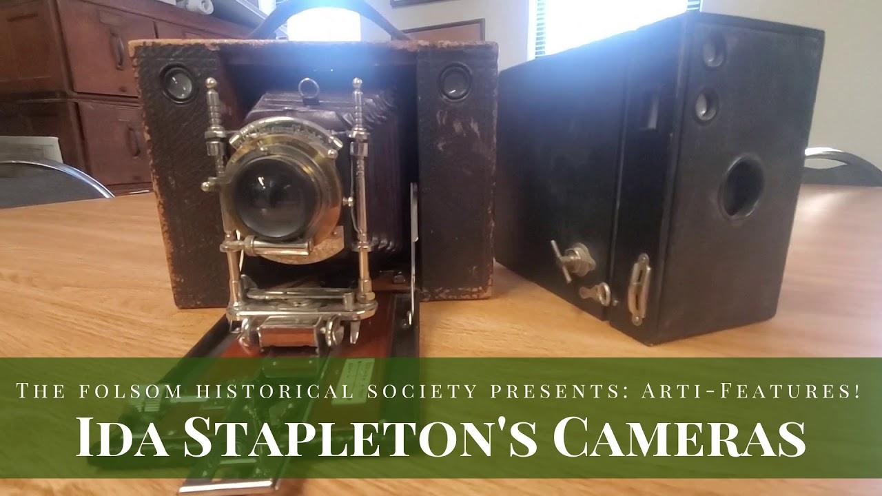 Artifeatures: Kodak Cameras