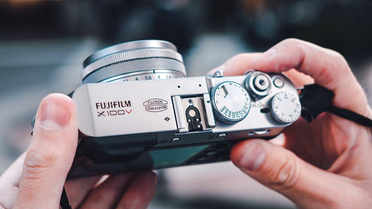 Image result for fujifilm x100v