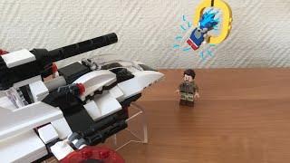 Соник в Кино Финальная сцена (Лего анимация)