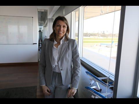 Isela Costantini - Entrevista sobre Aerolíneas Argentinas