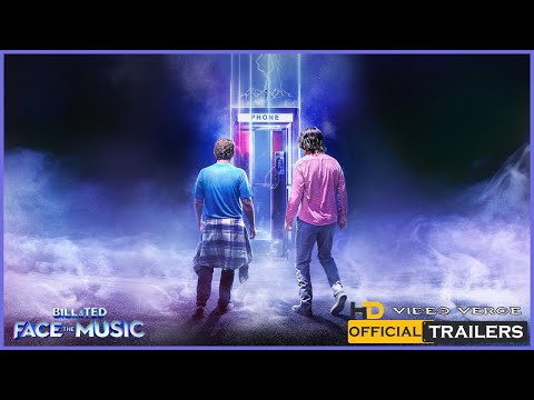 Bill & Ted Face The Music (2020) [Official Trailer]