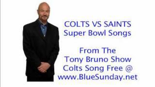 COLTS VS SAINTS Super Bowl Songs