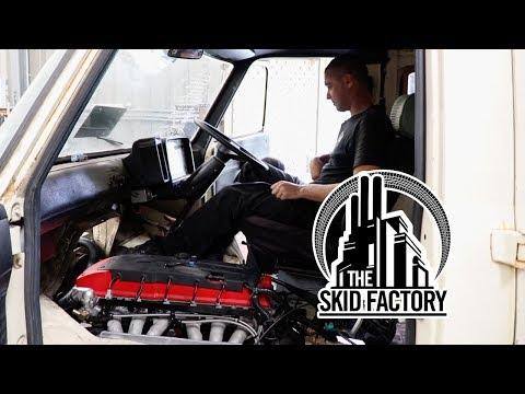 THE SKID FACTORY - Barra Powered Bedford Van [EP13]