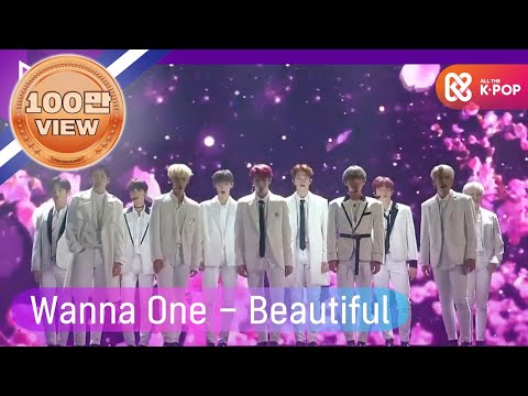 [2018 MGA] 워너원(Wanna One) - Beautiful