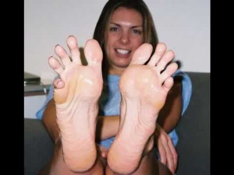 Mikayla Miles Big Feet