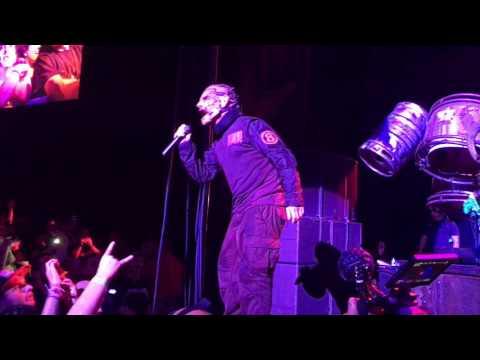 """Slipknot-""""The Devil In I"""" At DTE 7/29/16"""