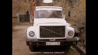 Мусоровоз КО-440-2 2008 г/в ГАЗ 3309 Т: +7(985)453 20 52 650 тыс.руб Евро-3 с боковой загрузкой