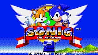 Sonic Hack - Sonic 2 Aniversary Edition