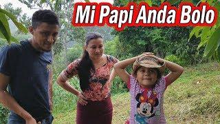 Mira Como RENE Consiente A Su Hija  Aventuras El Salvador Go!! Parte 2