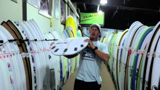 Lost RV Surfboard Review