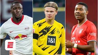 Man Utd transfer targets: Would Konate, Haaland & Alaba lead Premier League title charge? | ESPN FC