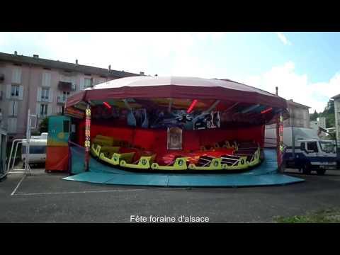 Music Express | Fête foraine Guebwiller 2015