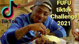 Viral tiktok fufu challenge video's compilation 2021