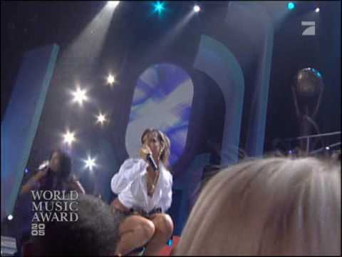 Rihanna, Teairra Mari and Amerie - Lose My Breath (Live @ World Music Awards 2005) in HQ