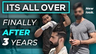 ITS ALL OVER ! | New Look Revealed