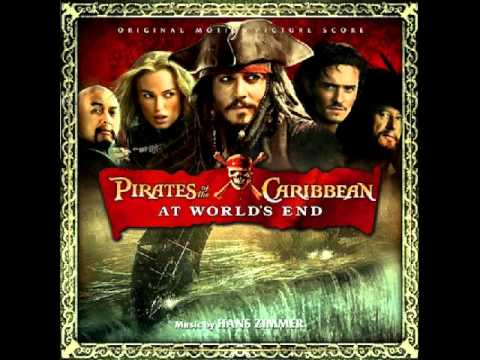 Pirates Of The Caribbean 3 Expanded Score  Captain Jack Sparrow