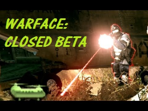 Warface Closed Beta Gameplay