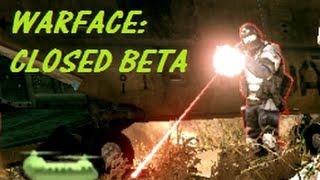 Warface Closed Beta Gameplay