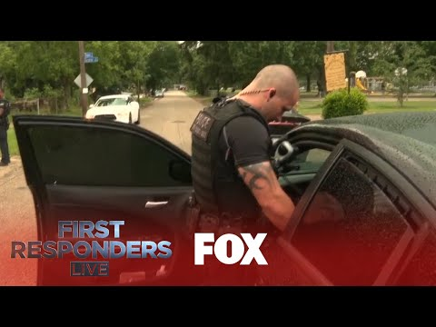 Police Find AK-47 In The Car | Season 1 Ep. 1 | FIRST RESPONDERS LIVE