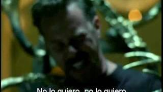Metallica - Until It Sleeps (Subtitulado)