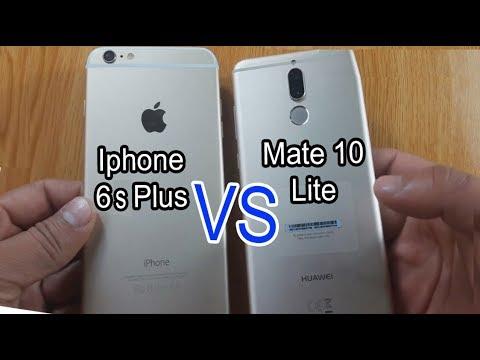 Iphone 6s vs mate 20 lite