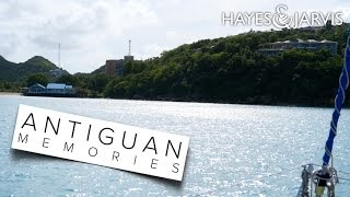Cruising on a Catamaran in Antigua | Antiguan Memories from Hayes & Jarvis