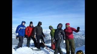 Ski Touring | Sol Mountain Backcountry Skiing Lodge
