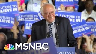 Bernie Sanders Addresses California Supporters On Primary Night (Full) | MSNBC