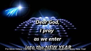 New Year Prayer Happy New Year 2019 Goodbye 2018 Welcome 2019