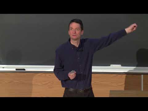 Mark Newman - The Physics of Complex Systems - 02/10/18
