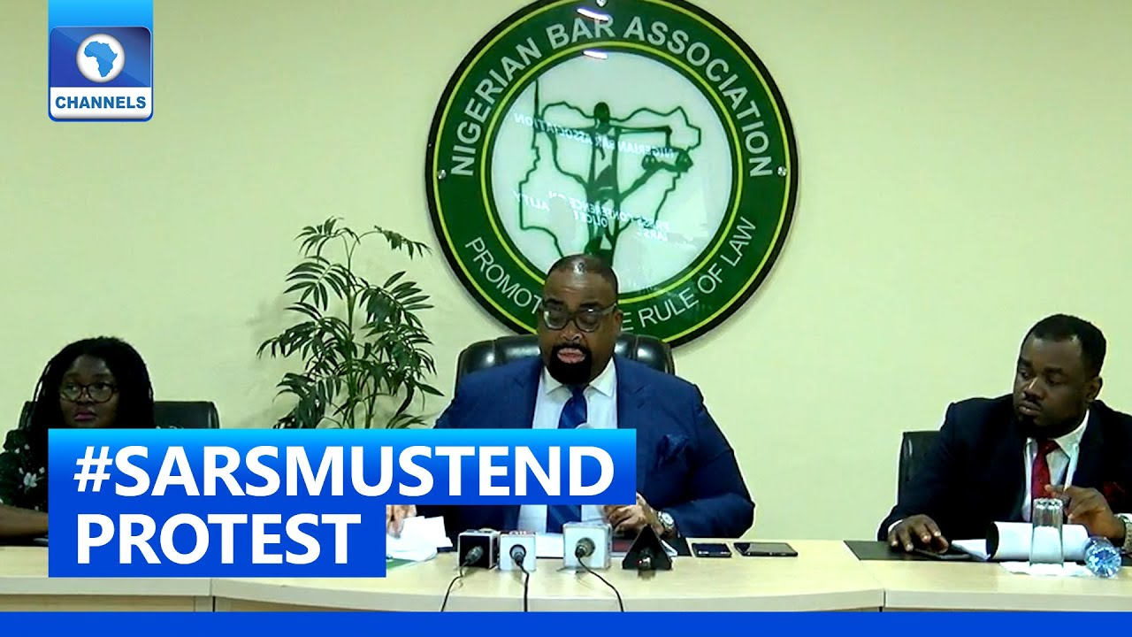 FULL VIDEO: NBA Condemns Use Of Live Ammunition On #EndSARS Protesters By Police