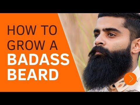 How To Grow A Beard | Step by Step Instructions | No Harmful Chemicals