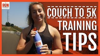 Couch To 5K Training Tips