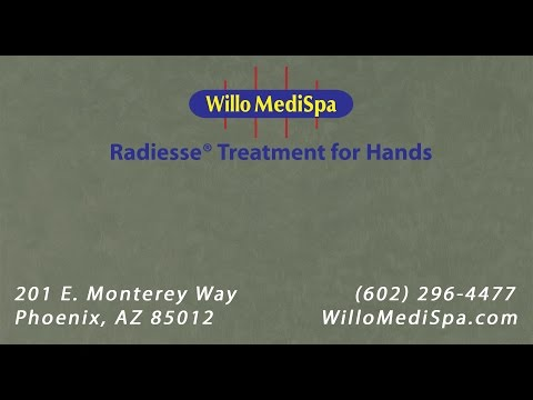 Radiesse® Treatment for Hands | Willo MediSpa