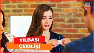 Afili Aşk'ta YilbaŞi ÇekİlİŞİ - Afili Aşk 28. Bölüm