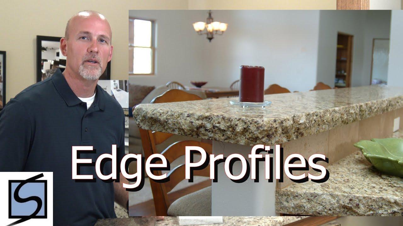 Countertop Edge Profiles Granite And Quartz