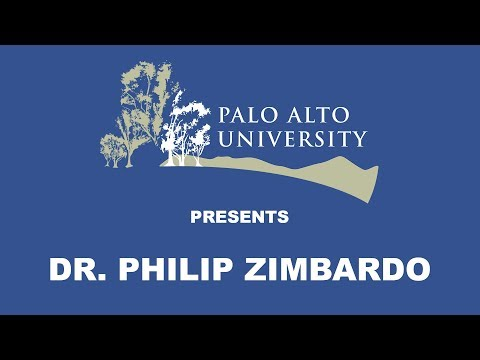 The Psychology of Evil and Heroism by Dr. Phil Zimbardo, Emeritus Professor Palo Alto University