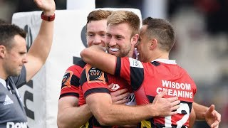 ROUND 10 HIGHLIGHTS: Canterbury v North Harbour – 2019