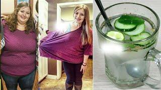 30 Kilo Bauchfett verlieren in 30 Tagen, keine Bewegung, keine Diät, nur einmal am Tag trinken!